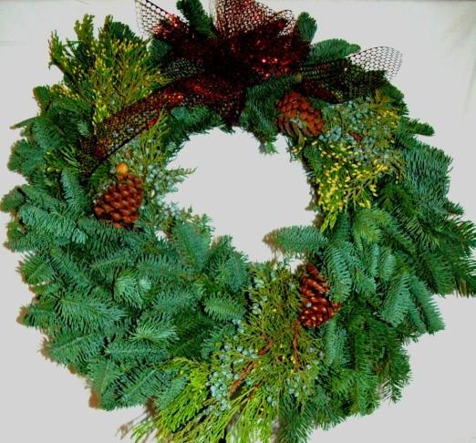 Christmas Wreath Sale Hospitality House